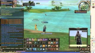 Дневная рыбалка в Lineage 2 (1 час фарма) или ''Бог шуток'' (Lineage 2 daytime farm)