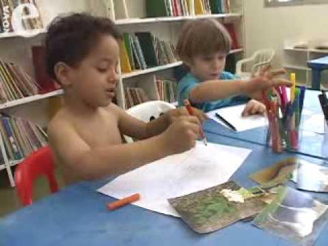Pensamento Infantil O Desenho Infantil Youtube