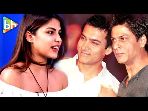 Rhea Chakraborty | Bank Chor | Full Interview | Shah Rukh Khan | Aamir Khan