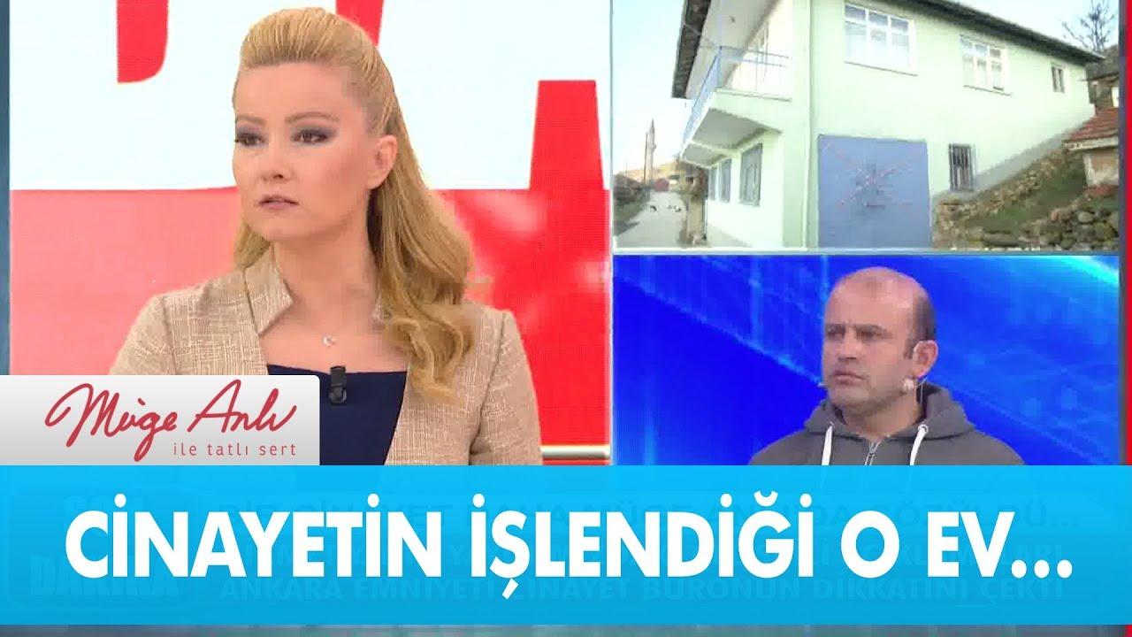Feride Ercan'ın Cinayete Kurban Gittiği O Ev...