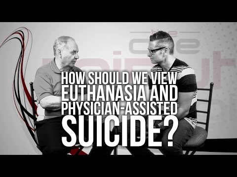 an argument in favor of euthanasia physician assisted suicide Debate: should physician-assisted suicide be in new york was 65 percent in favor of the motion legalizing physician-assisted suicide are.