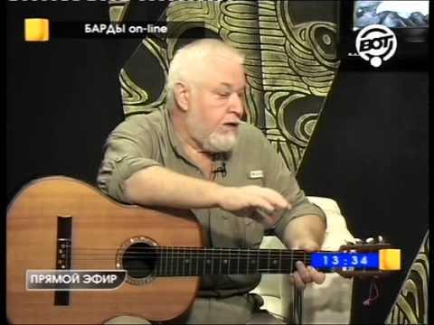 Борис Алмазов в гостях у Елены Гудковой