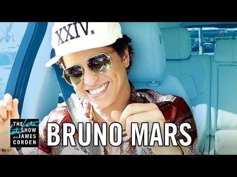Thumbnail: Bruno Mars Carpool Karaoke