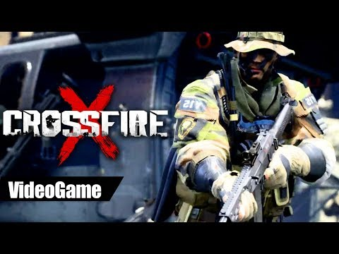CrossfireX X019 First Gameplay Teaser Trailer X019/Game Review/Video Game