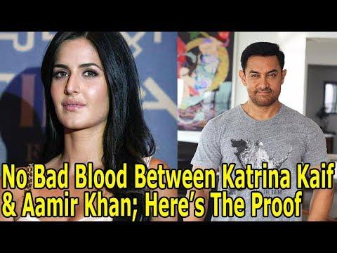 No Bad Blood Between Katrina Kaif & Aamir Khan; Here's The Proof | Latest Filmi News Update Mp3