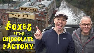 90. The BEST things about living on a Narrowboat? A Chocolate Factory by the Canal!