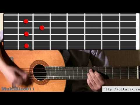 Guitar lesson flamenco - Farruca solo