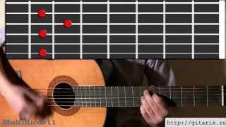 Guitar lesson flamenco - Farruca solo