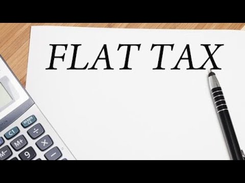 FLAT TAX REGIME FORFETTARIO #Regime