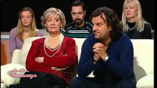 Cirilica - Canak, Lukas, Lepa Lukic - (TV Happy 09.02.2015.)