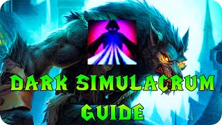 Unholy & Frost Death Knight Dark Simulacrum PvP Guide