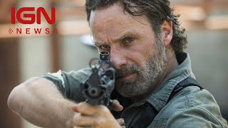 The Walking Dead: Andrew Lincoln's Departure Confirmed - Comic-Con 2018