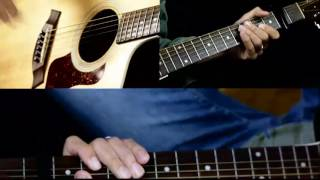 Download Friends in Low Places  Acoustic Guitar Lesson | Garth Brooks MP3 song and Music Video