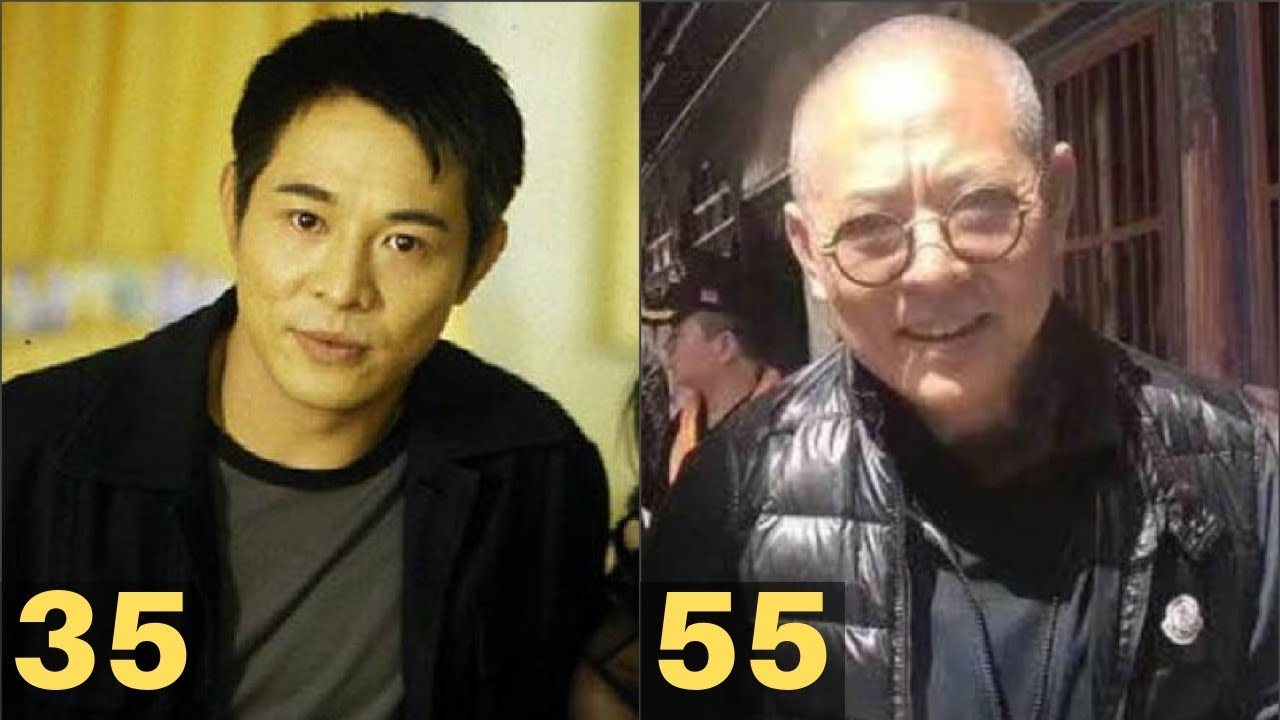 Download Jet Li From 1 to 55 Years Old