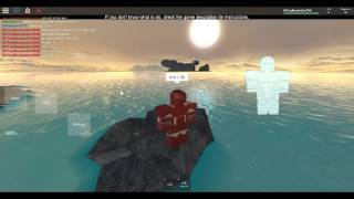 Avengers Testing Game ROBLOX