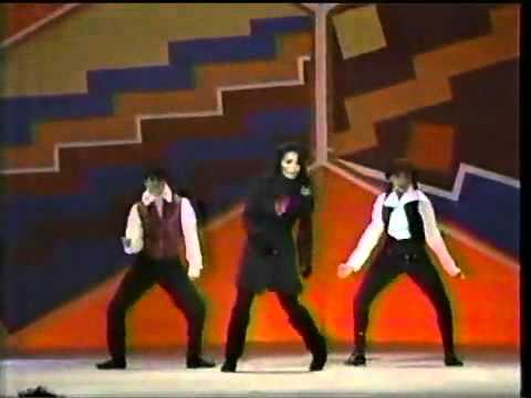Janet Jackson - Escapade (AMA's '90) Live