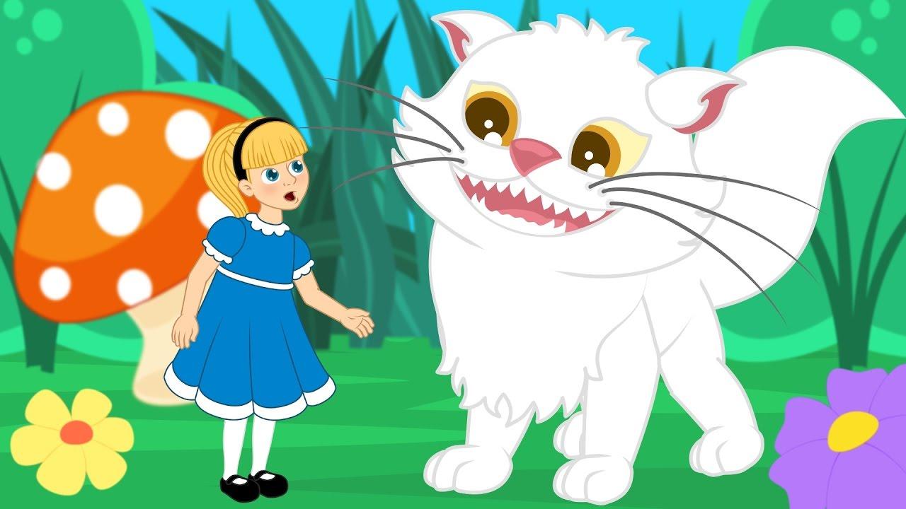 Alice nel paese delle meraviglie storie per bambini