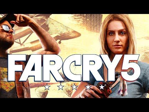 FAR CRY 5 ★ COOP KAMPAGNE ★ Live #01 ★ Ko-op Multiplayer Gameplay Deutsch Germann
