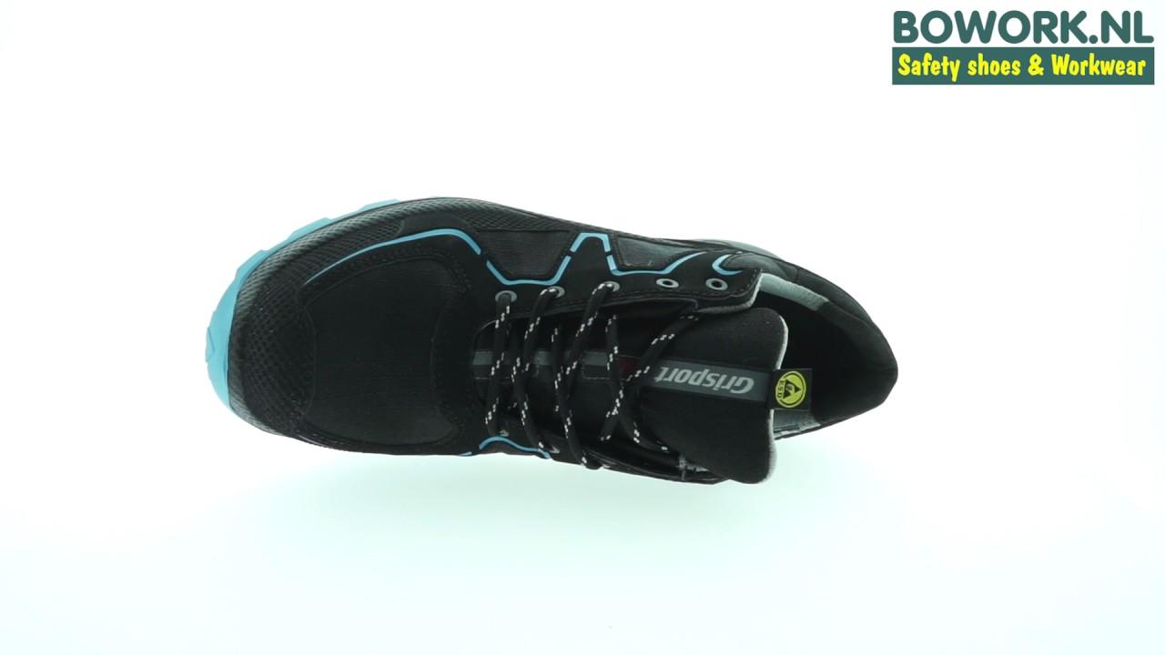 Werkschoenen Grisport.Werkschoenen Grisport Enduro S3 Productfilm Bowork Nl Youtube