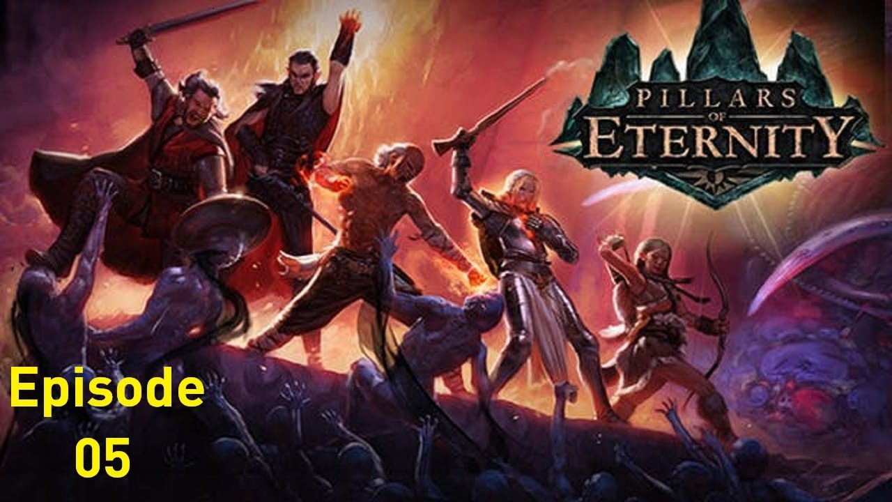 "Pillars of Eternity CRPG - ""Back to Valenwood""  Episode 5"