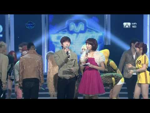 BIGBANG 0317 M COUNTDOWN 'TONIGHT' 1st Award