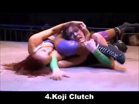 Top 35 Moves of Peyton Royce (KC Cassidy)