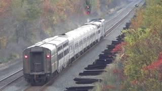Listen To Amtrak Crew Calling Signals