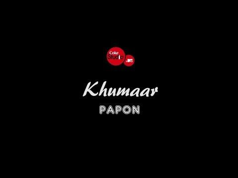 Khumaar | Papon | Coke Studio | Guitar Tutorial