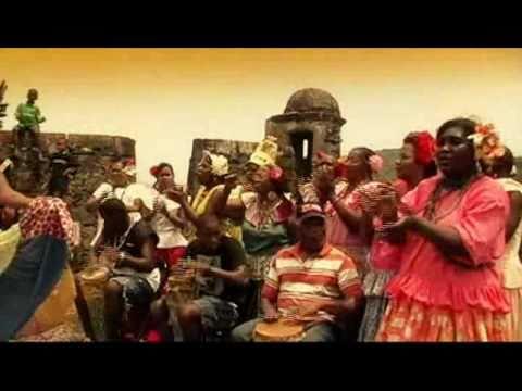 Portobelo, Panama Congo Dancing Video