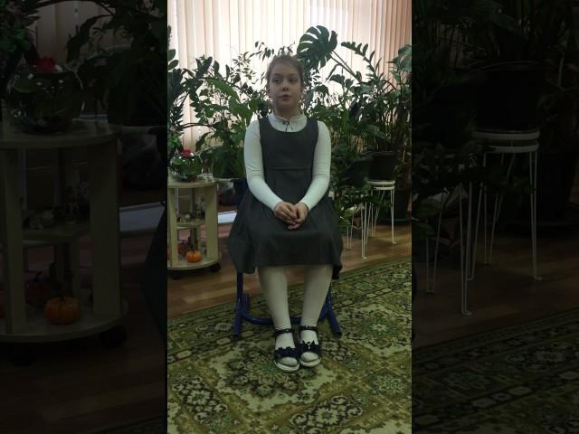 Изображение предпросмотра прочтения – МарияВислогузова читает произведение «Чародейкою Зимою…» Ф.И.Тютчева
