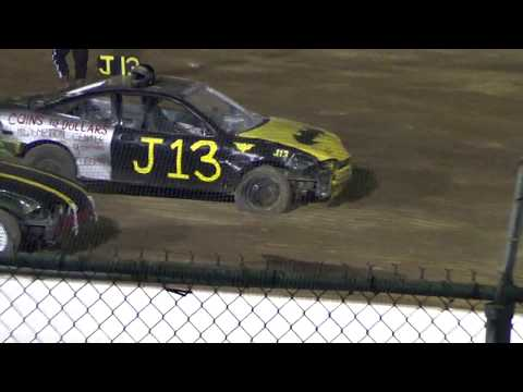 Accord Speedway Enduro 6-23-2017 stands view