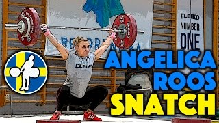 Max Lang Heavy Snatch Training (140 singles) - 2017 WWC Training Hall [4k 60]