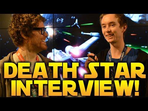 Star Wars Battlefront Death Star DLC Interview - New Details From Dennis Brännvall!