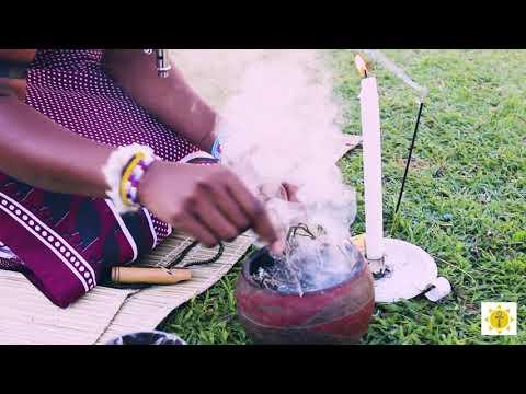 Launch of Camagu (Neosi Healing Institute Media)