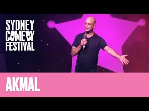 Akmal - Sydney Comedy Festival Gala 2010