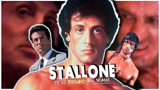 Biografías Así Nomás | Sylvester Stallone