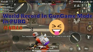 PUBG once again gun game new mode best playing|| Online & Offline || Gaming || Online Gaming ||