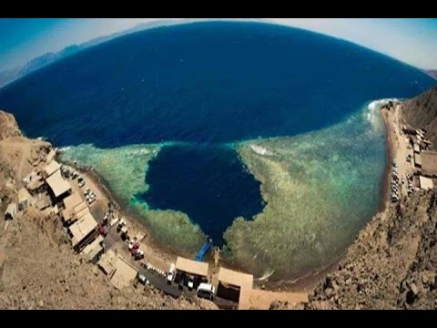 Blue Hole Diving - شرم الشيخ / دهب
