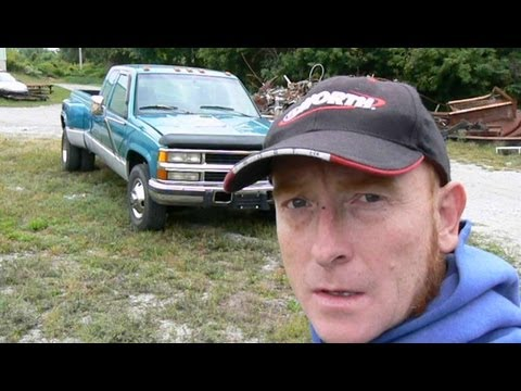 1994 Chevrolet 3500 dually 6 5 Turbo Diesel requires replacement engine
