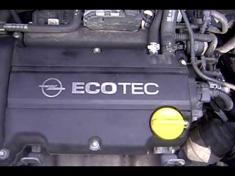 Hot Z14XEP tickover noise - Opel Meriva