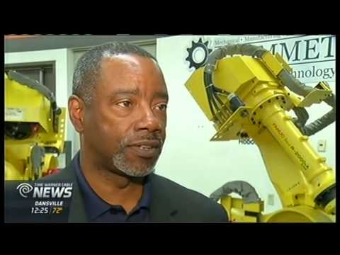RIT on TV: GM donates Robots to RIT