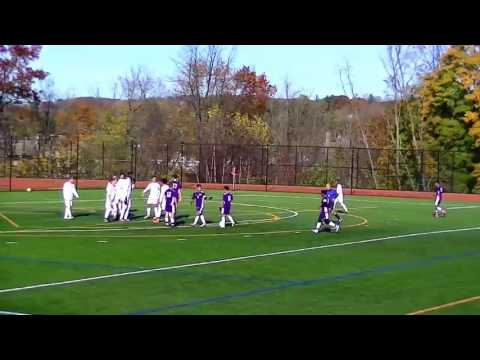 Masters Varsity Soccer vs Greens Farms Academy 11/12/16