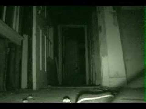 Ghostly Voice of a Child in Haunted Playhouse - YouTube