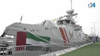 سفن عملاقة بأيادٍ إماراتية من إنتاج شركة أبوظبي للسفن