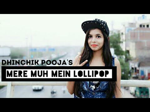 Dhinchik Pooja - Mere Muh Mein Lollipop Ft. LiL Golu || She Is Back With Baapu Dede Thoda Cash