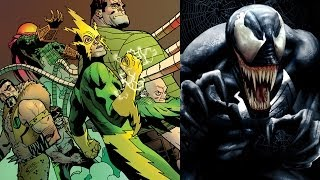 Sinister Six & Venom Spiderman Spinoff Details Revealed