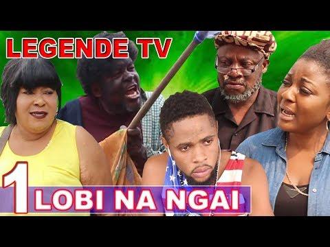 LOBI NA NGAI EPISODE 1 - Theatre congolais - Vue de Loin - Ebakata - Belle vie- Herman-Legende tv