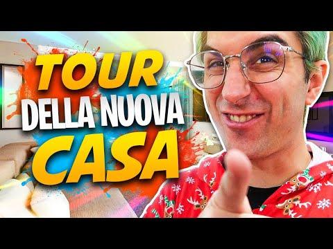 TOUR DELLA NUOVA CASA ENORME DI ANIMA E SABRI!