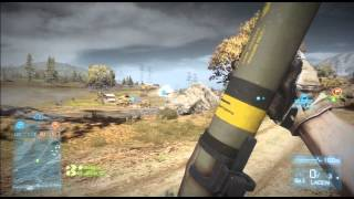 End Game   Battlefield 3: Multiplayer Gameplay   Capture the Flag on Operation Riverside   (HD)