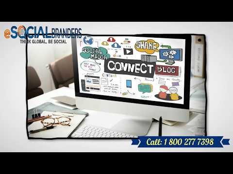 social media marketing for small business, benefits of social media marketing, eSocialBranders.com